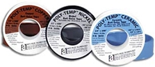 Picture for category POLY-TEMP® - Anti-Seize Tapes
