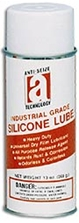 Picture for category <p><strong>AST™ Silicone Lubricant (Industrial Grade)</strong> is a dry lubricant and release agent to make everything slide and glide more easily with no greasy mess. This universal dry lubricant waterproofs, protects, and rustproofs almost any surface with high-viscous silicone to resist breakdown under heavy loads or mechanical shear.</p>