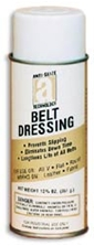 Picture for category <p><strong>Belt Dressing</strong> is designed for all types of belt drives to improve performance under the most severe conditions. It waterproofs and preserves all types of belts and will not glaze or cause buildup. Belt Dressing does not contain rosin, silicones, sticky oils, varnishes, or other harmful substances.</p>