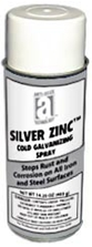 Picture for category <p><strong>Silver Zinc™ Cold Galvanizing Spray</strong> is a zinc rich corrosion-preventing compound with a bright silver color resembling a hot dip galvanized finish. With exception to color, Silver Zinc™ Cold Galvanizing Spray has the same features, benefits, and specifications as our regular Zinc Cold Galvanizing Spray.</p>