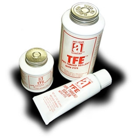 Tfe™ pipe thread sealant with ptfe anti seize technology