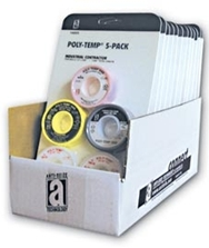 Picture for category POLY-TEMP® 5-Pack COUNTER DISPLAY