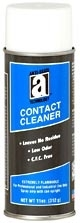 Picture for category <p><strong>AST™ CONTACT CLEANER</strong> is specifically designed to penetrate and clean, removing moisture, oil, dust, grease, oxidation, etc., and then totally evaporates, leaving a residue-free surface. A high-purity solvent for cleaning critical metallic and non-metallic surfaces. Available in a Non-flammable formula.</p> <p><strong>Features and Benefits:</strong></p> <ul> <li>Non-conducting, non-staining, and non-corrosive</li> <li>Quick cleaning action leaves no residue</li> <li>Aerosol is CFC Free `Will not harm most plastic, paint or wire insulation</li> <li>Flammable formula P/N 17036, may NOT be applied while equipment is in use</li> </ul> <p><strong>Applications: </strong> Magnetic and video tape heads, motors, precision instruments, typewriters, copiers, printed circuits, computer heads, relays, micro contacts, calculators, cash registers, alarm systems, and telephone switch gears. Plants using electrical equipment, automatic controls, terminals and plug-in connectors, telephone and telex equipment.</p> <p><strong>**All aerosol products must be Ground Shipped by UPS.</strong></p>