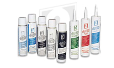 Gasketing, Sealing/ Caulking & Adhesives