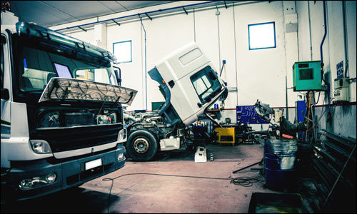 Fleet and Vehicle Maintenance Repair