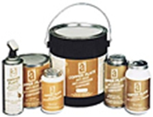 """Picture for category <p><strong>Copper Plate™</strong> contains no lead, graphite, or aluminum and has a synthetic, non-melting carrier. The formula includes high concentration of pure copper flakes aided by special carriers and inhibitors. This combination will protect, lubricate, and fight corrosion while enhancing electrical conductivity.</p> <p><strong>Features and Benefits:</strong></p> <ul> <li>Withstands extreme weather conditions</li> <li>""""Copper plates"""" mating surfaces</li> <li>Enhances and protects most electrical connections</li> <li>Withstands temperatures to 1800°F (982°C)</li> <li>Recommended for stainless steel applications above 550°F (288°C)</li> <li>Resists seizing and galling</li> <li>Highly water resistant</li> </ul> <p><strong>**All aerosol & pressurized can products must be Ground Shipped by UPS.</strong></p>"""