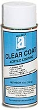 Picture for category <p><strong>Clear Coat™</strong> is a quick-drying, transparent protective film that adheres to all metals, wood, paper, etc. Spray on and it quickly evaporates leaving a continuous barrier to water, moisture, salt, mild chemicals, industrial fumes, gasoline, etc.</p>