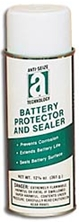 Picture for category <p><strong>Battery Protector and Sealer</strong> is a long-lasting solution to prevent corrosion and seals battery surfaces. It allows batteries to be kept in the best of condition, even in long-term storage. <strong>Battery Protector and Sealer</strong> is the complimentary product to Battery Cleaner with Indicator to insure optimum performance and complete battery protection. First use Battery Cleaner, then apply Battery Protector and Sealer.</p>