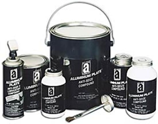 32018, ALUMINUM PLATE™ - 1 lb Brush Top