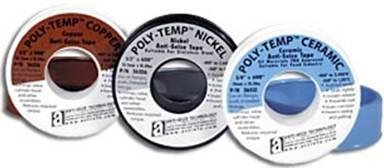 "36336, POLY-TEMP® Nickel Tape - 1/2"" x 600"""