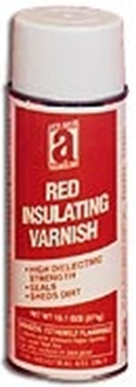 17214, RED INSULATING VARNISH - Aerosol
