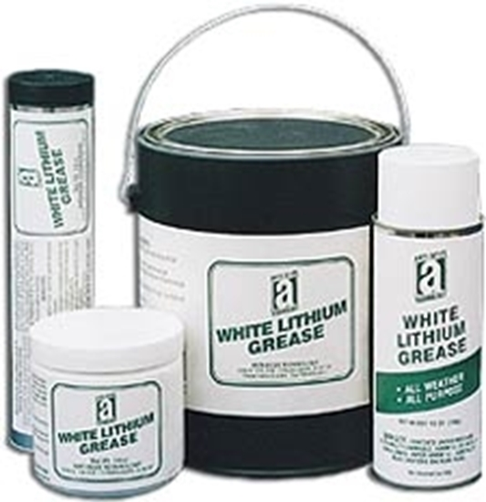 24216, WHITE LITHIUM GREASE - 14 oz Can