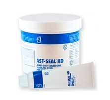 Picture for category <p><strong>AST-SEAL™HD (Heavy Duty)</strong> stainless steel grade is formulated for stainless steel alloy fittings to cure more quickly than standard grade anaerobic. Withstands temperatures from -65° to 400°F (-54° to 204°C) continuous, 500°F (260°C) intermittent. UL Classified. Not for oxygen use.</p>