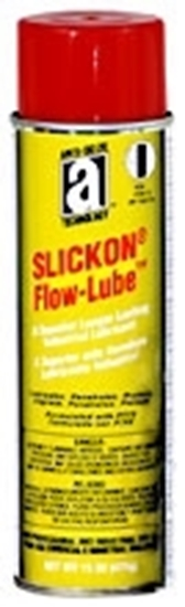 17064, SLICKON® FLOW-LUBE™ w/PTFE Industrial Lubricant - Aerosol