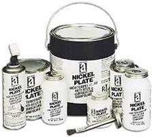 NICKEL PLATE™ - High Temp Anti-Seize Compound