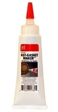 Picture for category <p><strong>AST-GASKET MAKER™</strong> is a smooth, thick, purple paste. The anaerobic chemistry of this product creates a tough flexible formed-in-place gasket. Once confined between two components, <strong>AST-GASKET MAKER</strong> provides an instant low pressure seal.</p> <p><strong>Features and Benefits:</strong></p> <ul> <li>Alleviates the need for preformed gaskets</li> <li>Remains Liquid when exposed to air</li> <li>Cures when confined between mating flanges</li> <li>Prevents corrosion and galling of threads</li> <li>Can fill gaps as large as 0.050</li> </ul> <p><strong>Temperature Range:</strong> -65ºF to 300ºF</p> <p><strong>Applications:</strong> Fuel and water pumps, split crank cases on engines, gearbox covers, engine thermostats, air compressor end caps, chainsaws, lawn mowers, etc. Can be used with or without pre-cut, pre-formed gaskets.</p>