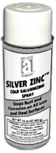 Picture for category SILVER ZINC™ COLD GALVANIZING SPRAY (Bright Silver Color)