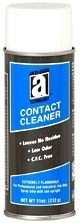Picture for category <p><strong>AST™ CONTACT CLEANER</strong> is specifically designed to penetrate and clean, removing moisture, oil, dust, grease, oxidation, etc., and then totally evaporates, leaving a residue-free surface. A high-purity solvent for cleaning critical metallic and non-metallic surfaces. Available in a Non-flammable formula.</p> <p><strong>Features and Benefits:</strong></p> <ul> <li>Non-conducting, non-staining, and non-corrosive</li> <li>Quick cleaning action leaves no residue</li> <li>Aerosol is CFC Free</li> <li>Will not harm most plastic, paint or wire insulation</li> <li>Flammable formula P/N 17036, may NOT be applied while equipment is in use</li> </ul> <p><strong>Applications: </strong>Magnetic and video tape heads, motors, precision instruments, copiers, printed circuits, switches, contacts, relays, micro contacts, calculators, cash registers, alarm systems, and telephone switch gears. Plants using electrical equipment, automatic controls, terminals and plug-in connectors, telephone and telex equipment.</p> <p><strong>**All aerosol products must be Ground Shipped by UPS.</strong></p>