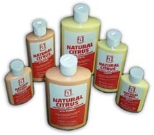 NATURAL CITRUS™ Waterless Hand Cleaner (Smooth or with Pumice)